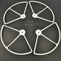 "4pcs/set DIY Quadcopter F450 550 Propeller Guard Propeller Mount For RC Rone Prop 7""- 13"""