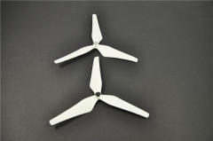 1 Pair of White 9450 Prop 3 BLADES Propeller For Phantom 1&2 Vision 9.4x5.0 CW CCW