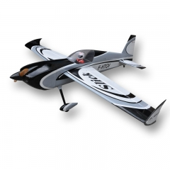 "New Slick 60cc-80cc 91"" Gasoline Radio Controlled RC Airplane Model Balsa Wood Fixed Wing Plane"