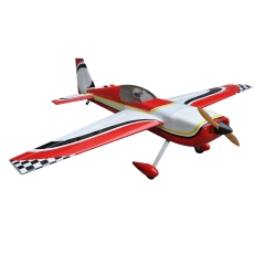 Balsa Wood Extra 260 87inch 2204mm 50CC Gas Airplane Radio control ARF Aircraft
