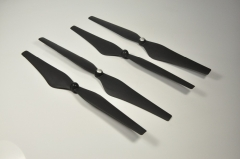 2 Pairs 1345 Carbon Fiber Composit Props Self-Tightening Propeller CW+CCW For DJI Inspire 1