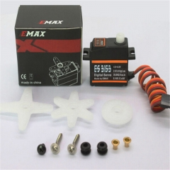 Emax ES3153 Digital Mini Servo 17g 3.0kg 0.11sec 4.8V-6V For RC Helicopter Airplane Part