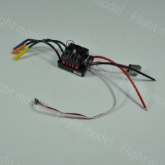 Hobbywing QuicRun 60A Waterproof ESC QUICRUN-WP-10BL60 Electric Speed Controller For 1/10 Sport Touring Car Buggy Monster Truggy