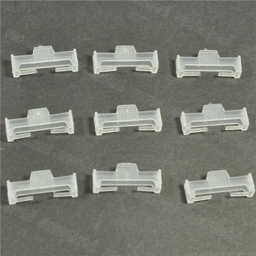 10pcs Servo Extension Safety Cable Wire Lead Lock For RC Boat Helicopter