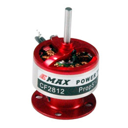 EMAX Original CF2812 1500KV Outrunner Brushless Motor With Prop Saver