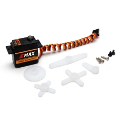 1pc EMAX ES09MD Digital Swash Servo For 450 Helicopter With Metal Gear RC Model