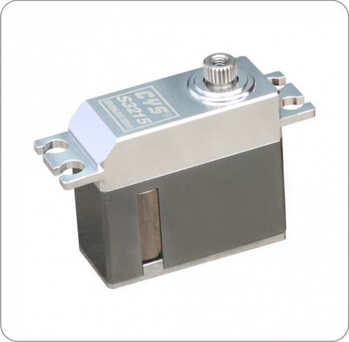 6.0-7.4V CYS-S3215 Metal Digital Coreless Gear Servo 10KG Torque