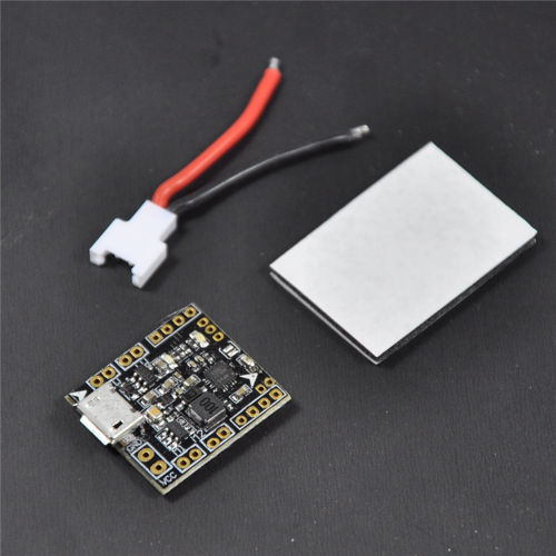 1set Micro 32bits EVO V2.0 F3 Brushed Flight Controller Board Based On SP RACING F3 EVO Brush For Micro FPV Frame