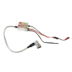 RCEXL Single Ignition CDI with 90 Degree Cap for NGK BMR6A 14mm Plug