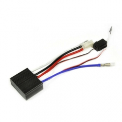 Rccskj 150A Brushed Two-Way Motor Speed Controller w/ UBEC -US Stock
