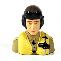 Miracle 1/6 Scale WWII Germany Pilot For RC Airplane in US stock