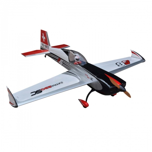 "Silver Extra-330SC 93"" 60CC Sport Scale 3D airplane ARF IN US"