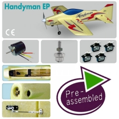 Handyman EP (Pre-assembled Combo)