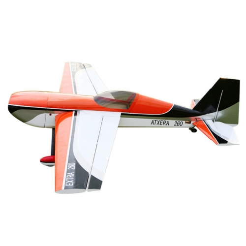 86.7in/2204mm Extra260 02 50cc engine RC plane model ARF