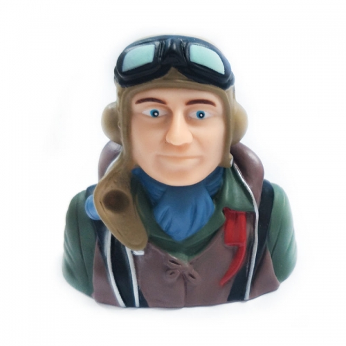 1/6 Scale WW2 Pilots Figure L76*W42*H75mm