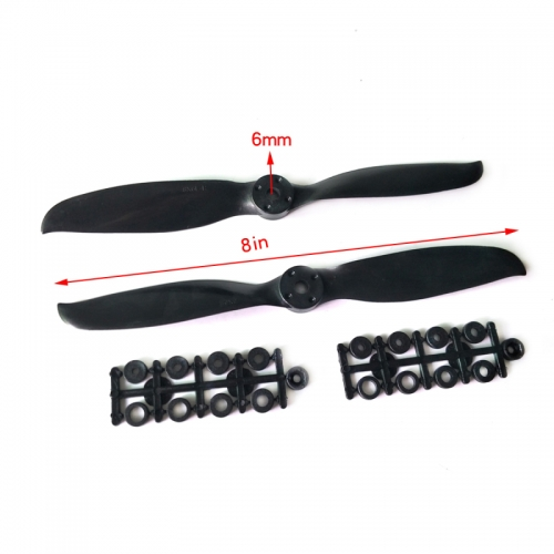 8060 CW and CCW Nylon Propellers
