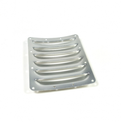 Aluminum Cooling Fin Vents for Airplane Cowl