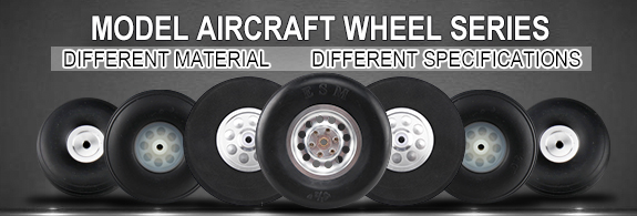 wheels for RC Airplane